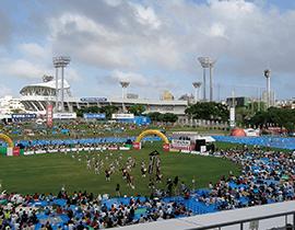 沖縄全島エイサーまつり2019